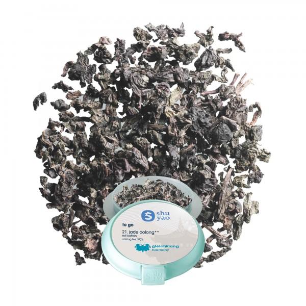 21. jade oolong tee in tagesdose einzeln recyclebar