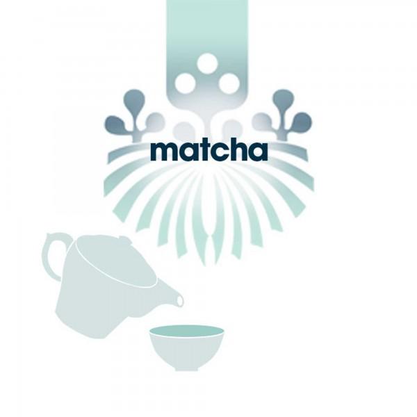 shuyao matcha tea set- matcha tee in naturreiner blattqualität
