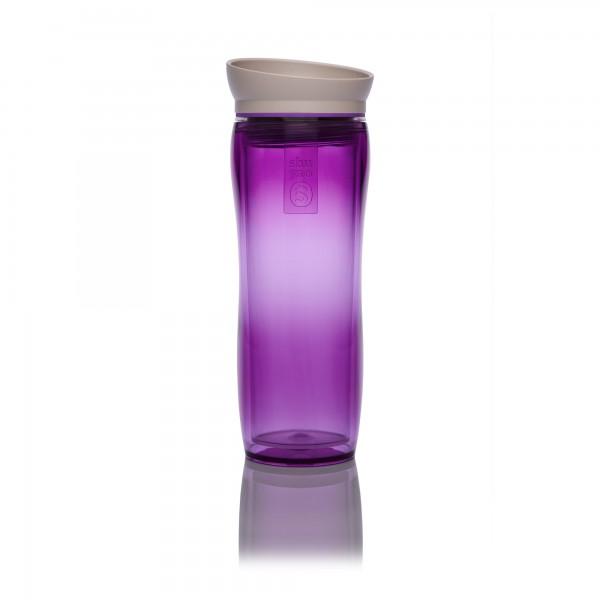 purple   purple   taupe tea maker