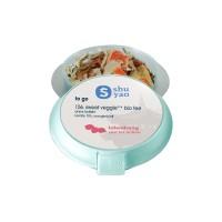 156. sweet veggie bio tee in tagesdose einzeln recyclebar