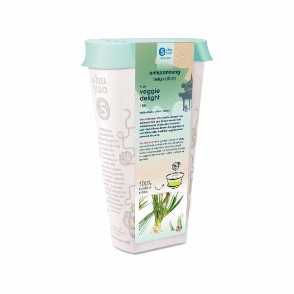 158. veggie delight tee in 50g dose recyclebar