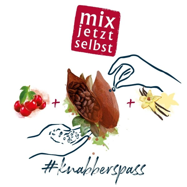 create your superfood - mix jetzt selbst