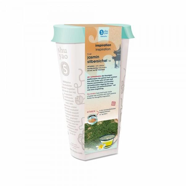 16. jasmine silver tee in recyclebarer dose