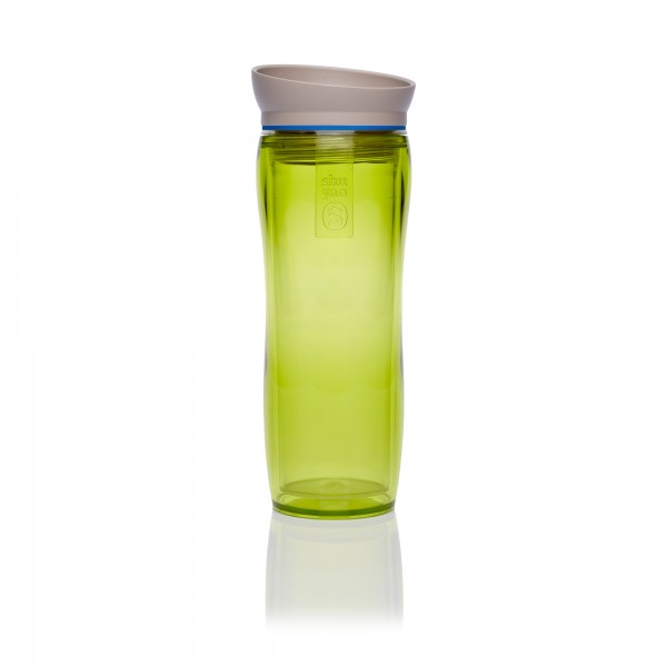 green | azur | taupe tea maker