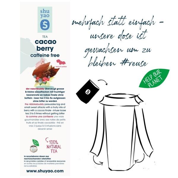 cacao berry sticker