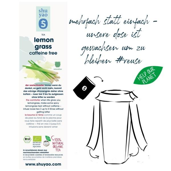 lemongrass sticker