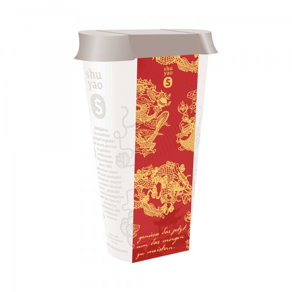 red china refill caddy - recyclebare refill dose
