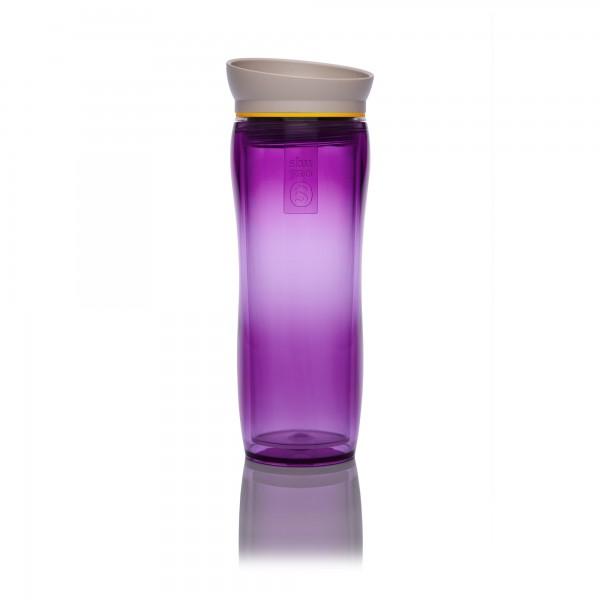 purple | yellow | taupe tea maker