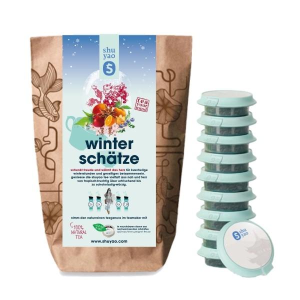 winterschätze tee collection