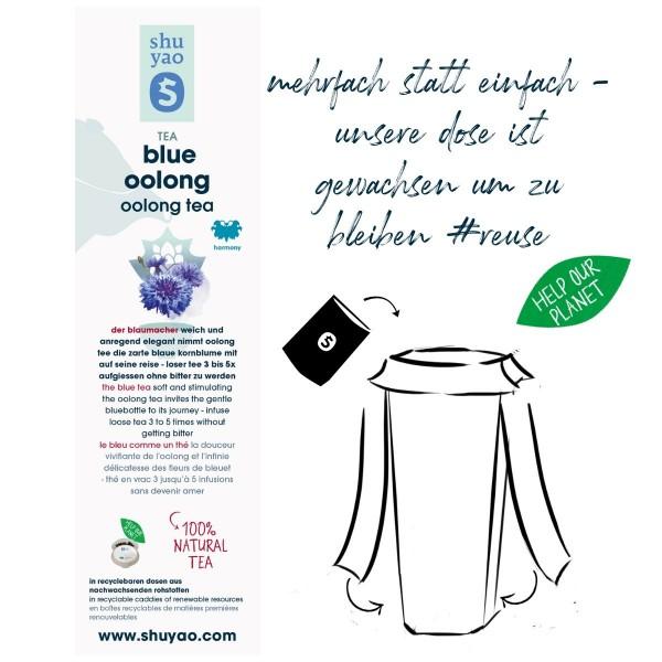 blue oolong sticker