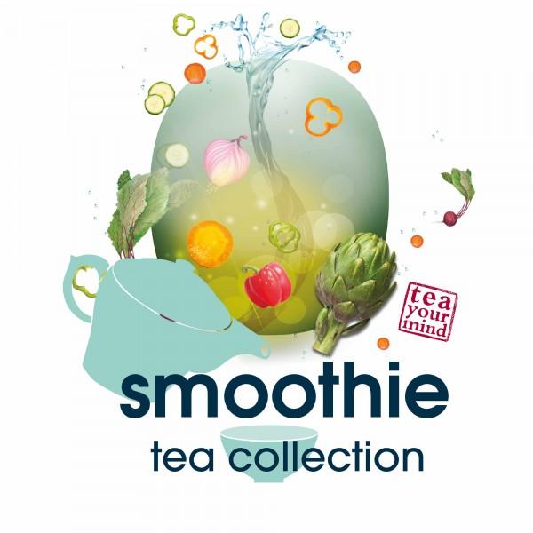 shuyao smoothie bio tea collection- bio tee in naturreiner blattqualität