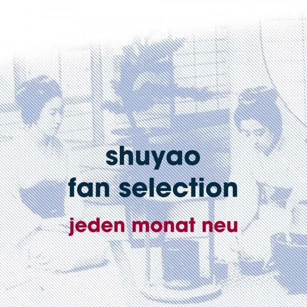 shuyao fan selection - top 10 aufsteiger tees in tagesdosen recyclebar
