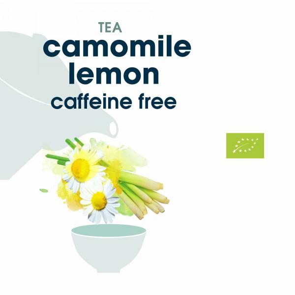 153. camomile lemon bio tee in blattqualität