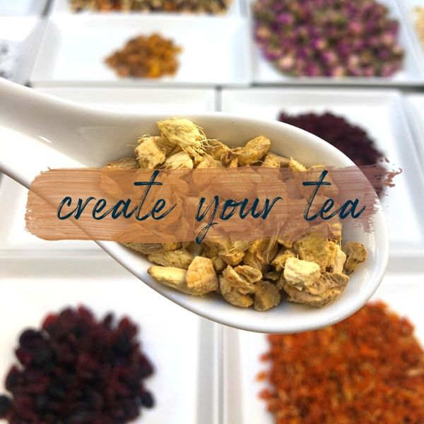 create your tea