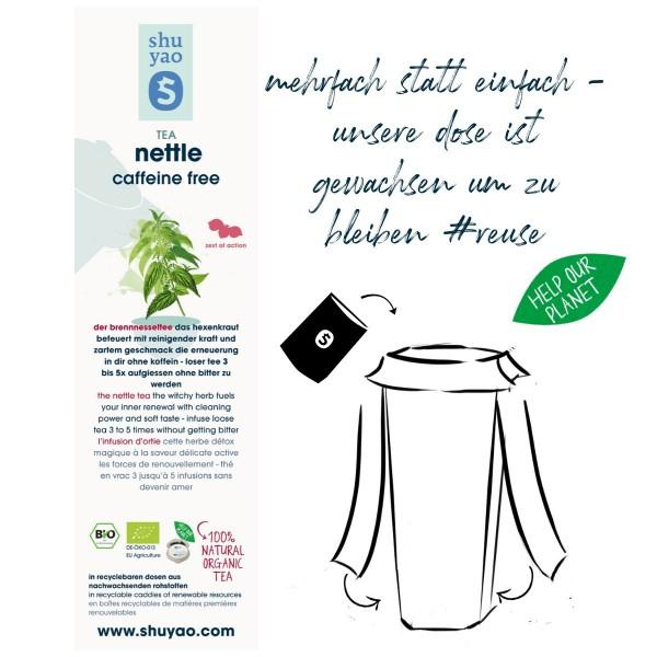 nettle sticker