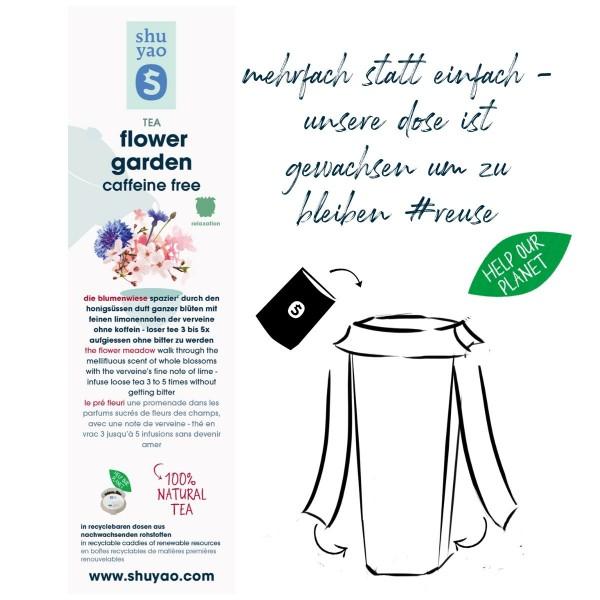 flowergarden sticker