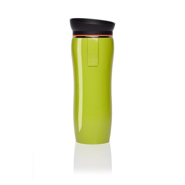 green glossy | orange | black tea maker