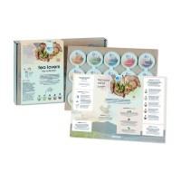 shuyao tealover collection- 30x tee in geschenkbox aus nachwachsenden rohstoffen