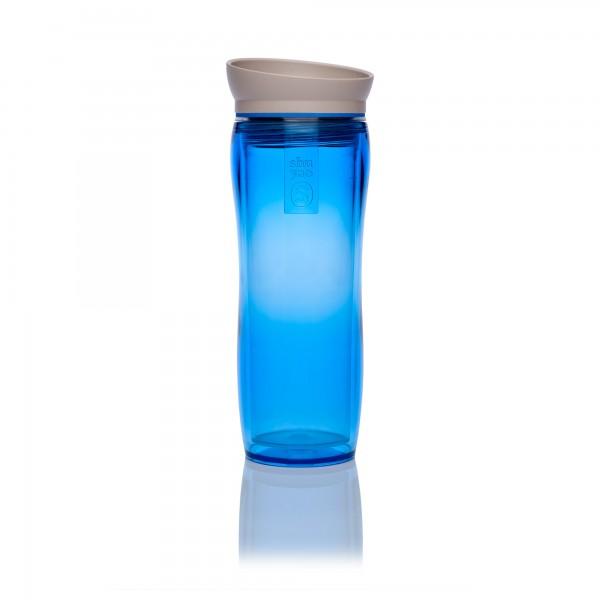 blue | azur | taupe tea maker