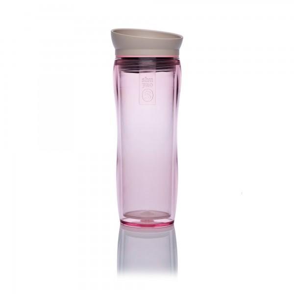 pink   rose   taupe tea maker