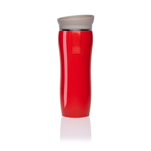 red glossy | grey | taupe tea maker