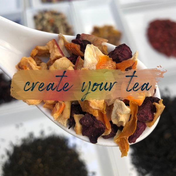 create your tea