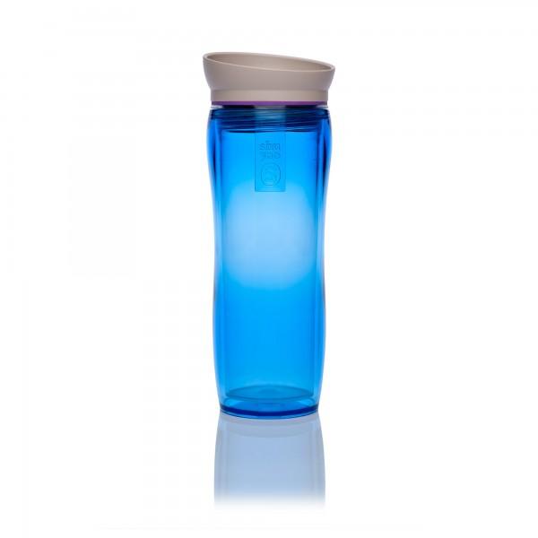 blue | purple | taupe tea maker