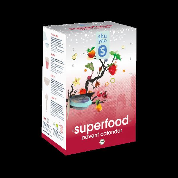 superfood und tees zum kennen lernen
