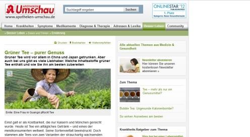 apotheken_umschau_gruener_tee_purer_genuss