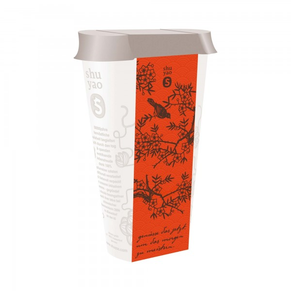 orange china refill caddy - recyclebare refill dose