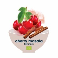 177. cherry masala fruit snack bio superfood