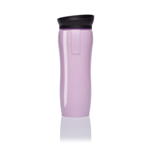 rose glossy | purple | black tea maker