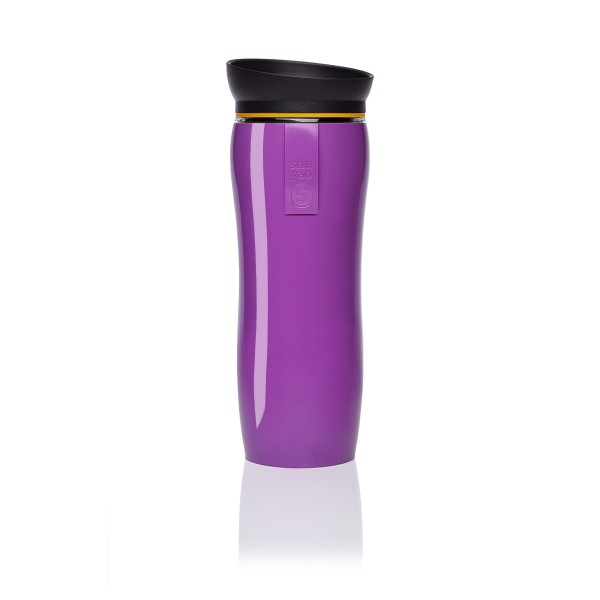 purple glossy   yellow   black tea maker