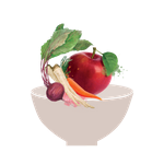 veggie apple crunch