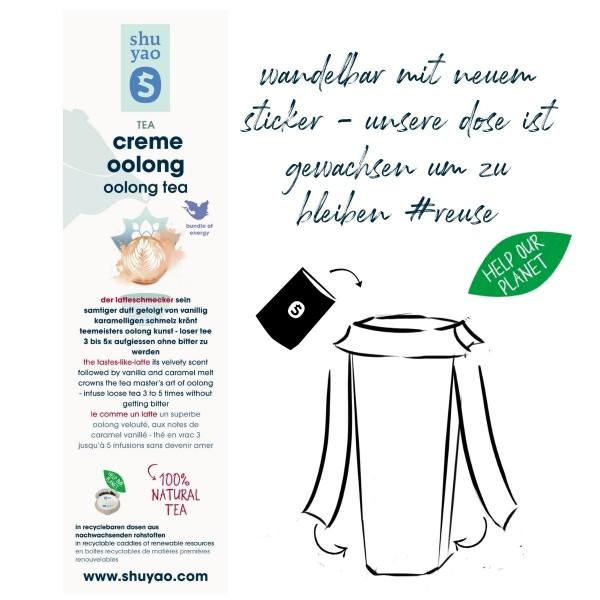 creamy chai sticker