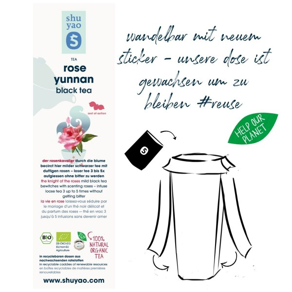 rose yunnan sticker