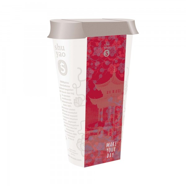 red asia refill caddy - recyclebare refill dose