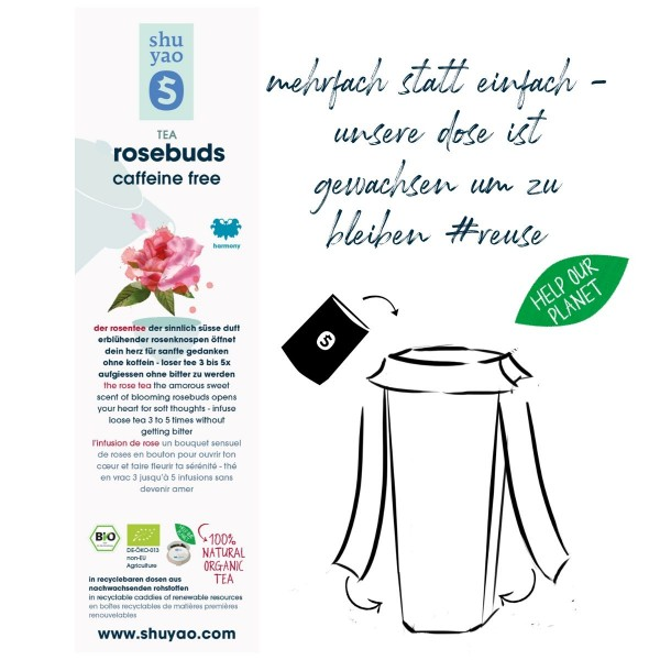 rosebuds sticker