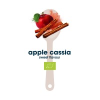 179. apple cassia sweet flavour bio superfood