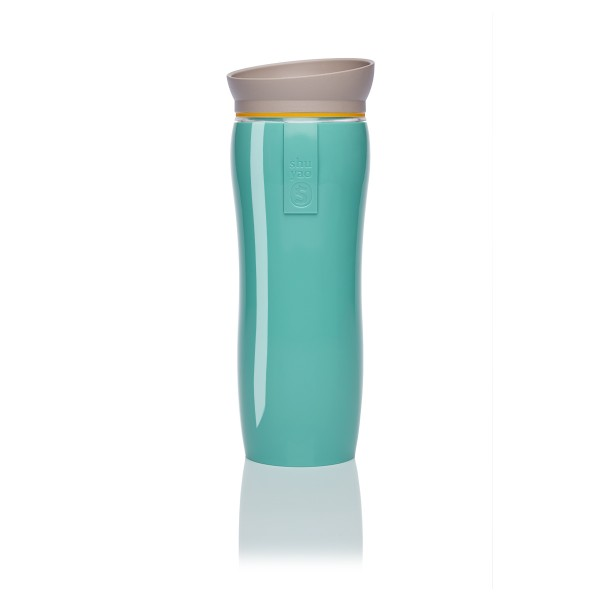 mint glossy   yellow   taupe tea maker
