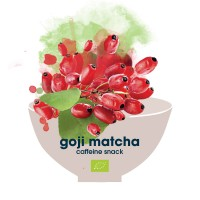 175. goji matcha snack bio superfood