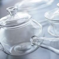 glass teaware set mit kanne japan for 1