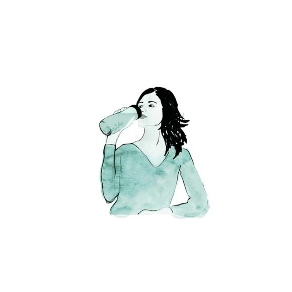 trink mehr und steigere dein körperliches wohlbefindne