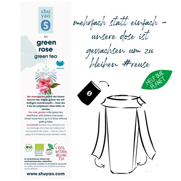 green rose sticker