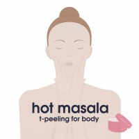 hot masala body peeling t-peeling hot masala