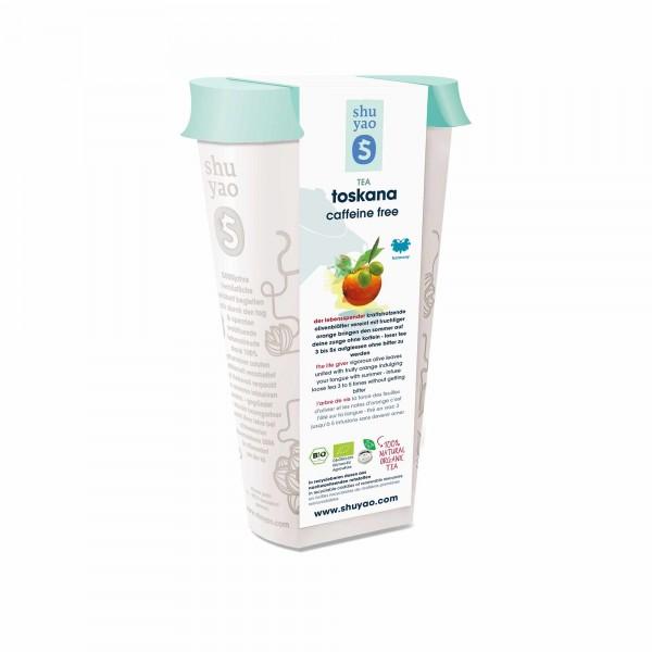 134. toskana bio tee in recyclebarer dose