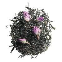 118. green rose bio tee rosentee