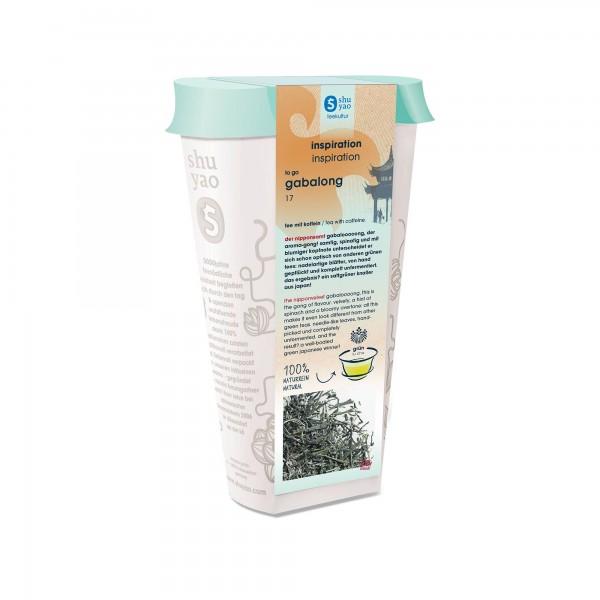 17. gabalong tee in recyclebarer dose