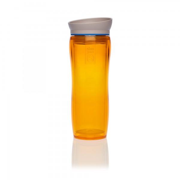 orange | azur | taupe tea maker