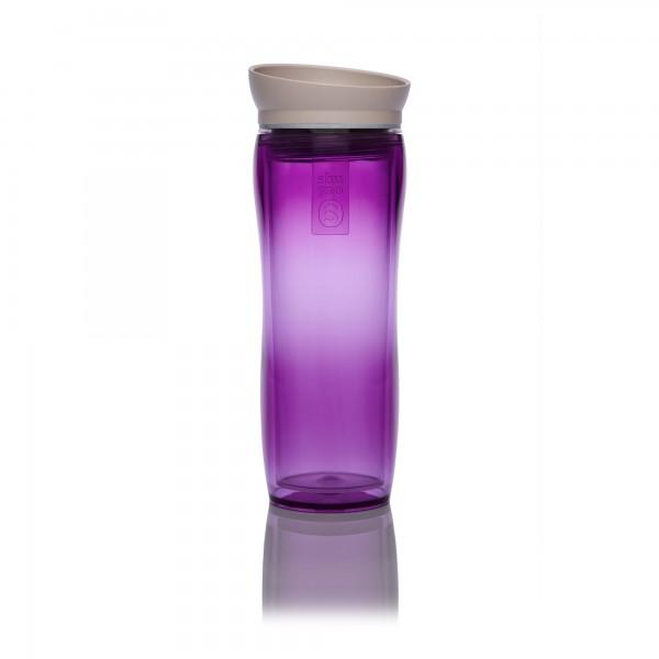 purple   grey   taupe tea maker